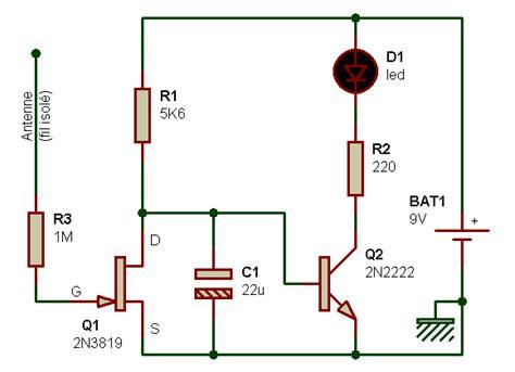 electronique realisations detecteur electrostatique 001