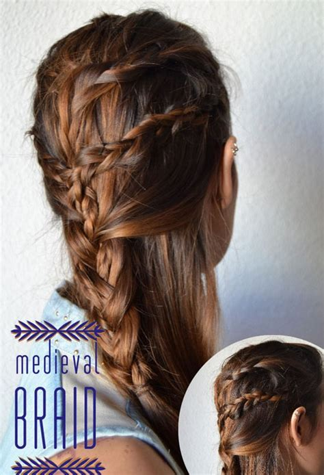 the hairstyles in the medieval europe for men job porn