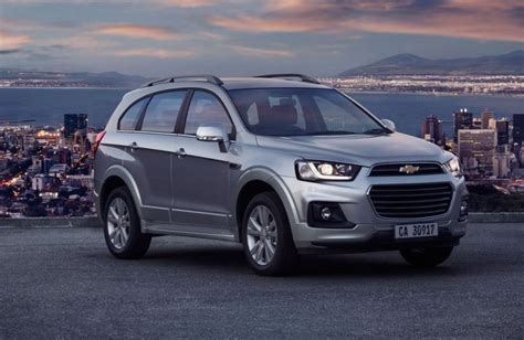 Review Chevrolet Captiva by 2017 Chevrolet Captiva Review Price Pictures Interior