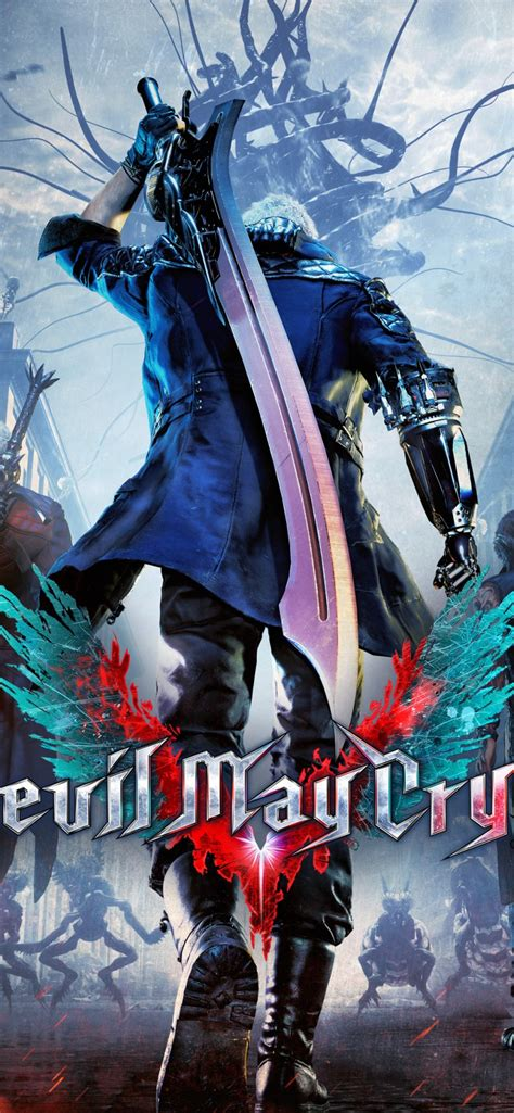 During the narrative dante is tasked to. Devil May Cry 5 iPhone XR Wallpaper Download