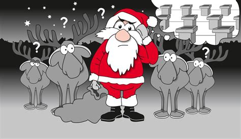 Weihnachtsmann (santa Klaus