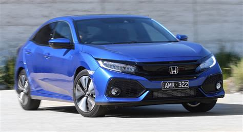 Review Honda Civic by 2017 Honda Civic Hatch Review Caradvice