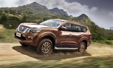 Review Nissan Terra by Nissan Terra Grows To Seven Seats Gains Diesel Engine