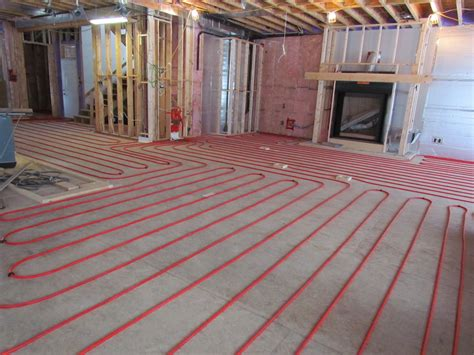 pros  cons  radiant heating   home diy