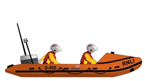 Cartoon Lifeboats by D Class Lifeboat The Workhorse Of The Rnli For 50 Years