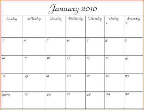 microsoft office calendar templates bookletemplateorg