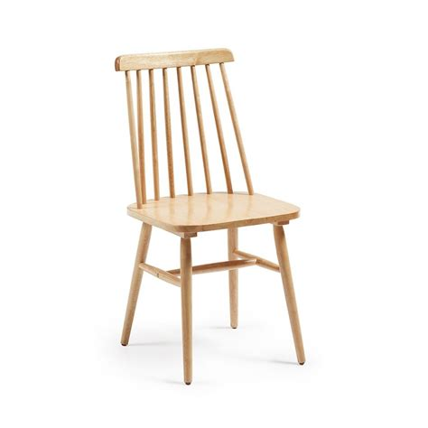 lot de 6 chaises en bois lot de 2 chaises en bois vintage tressia par drawer fr