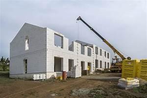 Výstavba domu z profilových nosníků