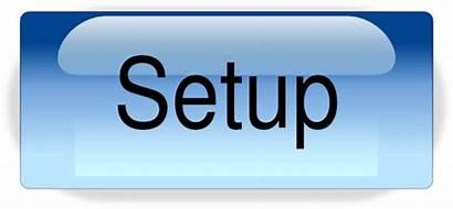 Send Clipart Button Transparent Setup Background Clip
