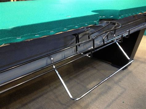 pool tables with ball return for sale sold pre owned quot big g quot gandy commercial grade 9ft