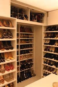 Closet Shoe Storage Shelves