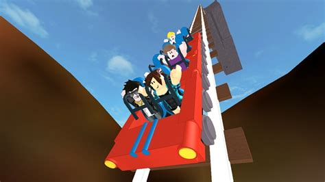 escape  rollercoaster roblox