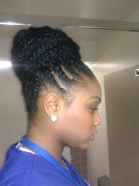 twist with marley hair marley hair styles