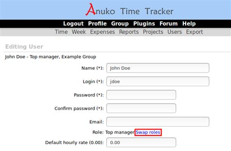 Check-In Application Tracking