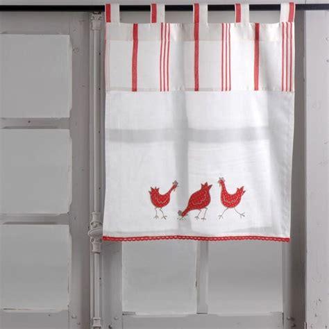 rideaux de cuisine brise bise brise bise déco cagne brises bise rideau brise