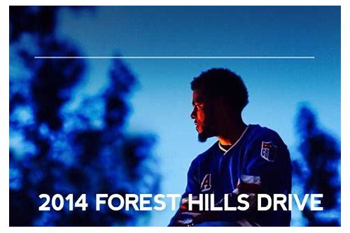 download j cole forest hills drive 2014 zip