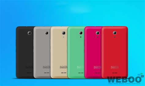 alcatel onetouch pixi 4 4g 6 smartphone with trendy removable covers listed weboo