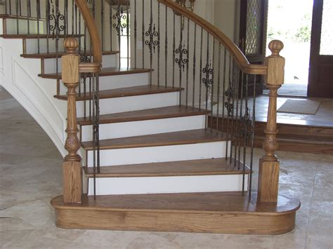 Iron Banisters by Stair Gallery Stairway Photos