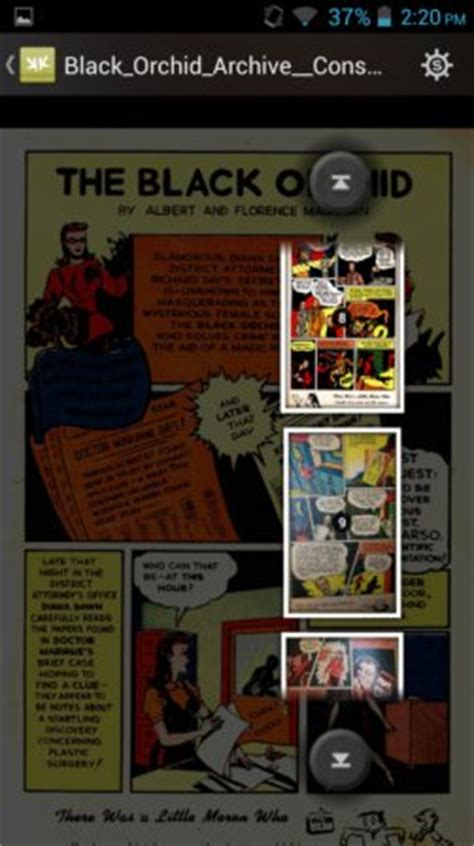 comic book reader apps  android