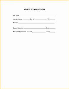 sample formal excuse letter school pertaminico With sick note template for school