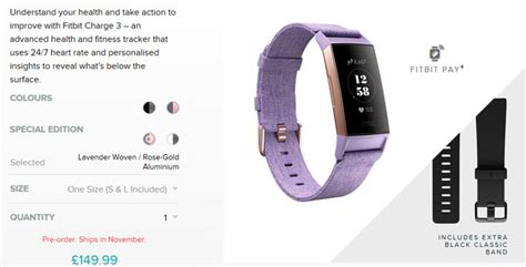 fitbit charge 3 looks like an impressive update