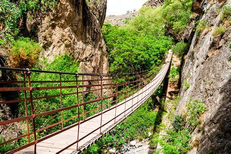 las mejores rutas  hacer senderismo en andalucia