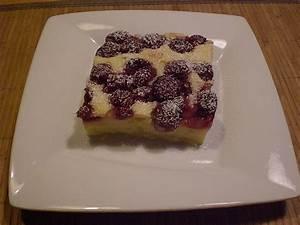 Käse Kirsch Kuchen Blech : kirsch quark kuchen vom blech rezept mit bild ~ Lizthompson.info Haus und Dekorationen