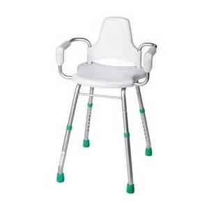 shower stool adjustable safety height chair elderly