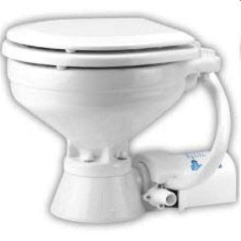 my jabsco electric toilet won t flush bathroom
