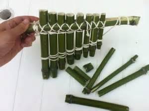 Objet Bambou Faire Soi Meme : fabriquer avec du bambou une flute de pan et m me un orgue toysfab ~ Melissatoandfro.com Idées de Décoration