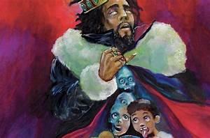 J Cole39s KOD Album Cover Art Tracklisting Have Arrived