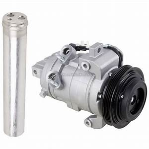 For Ford Mustang 3 7l 2011 2012 2013 2014 Ac Compressor W