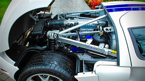 2005 Ford Gt Engine by Former Formula 1 Driver Jenson Button S Ford Gt Set To Be