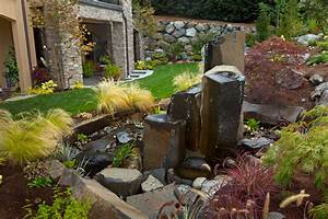 Cool-Outdoor-Rock-Water-Fountains-Decorating-Ideas-Images