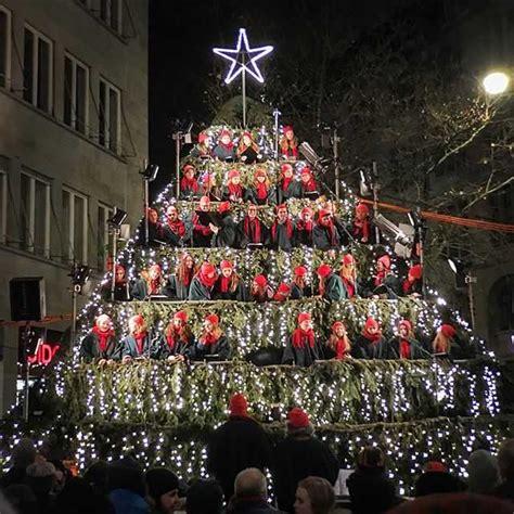 the singing christmas tree zuerich com
