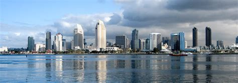 Google Map The City San Diego California Nations