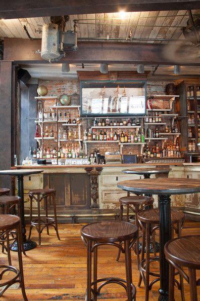 bar  bar area  preserve industrial style bar