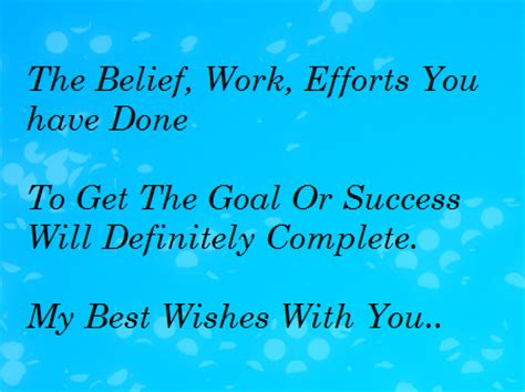All The Best Wishes For Exam Quotes