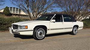 1993 Cadillac Sedan Deville