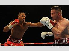 Kell Brook beats Frankie Gavin REPORT Relive roundby