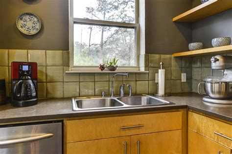 Small Ls For Kitchen Counters by Small Modern Kitchen With Quartz Countertops Hgtv