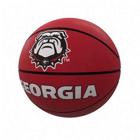ncaa georgia bulldogs mascot official size rubber