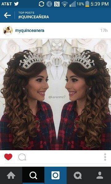 quinceanera crowns images  pinterest quince