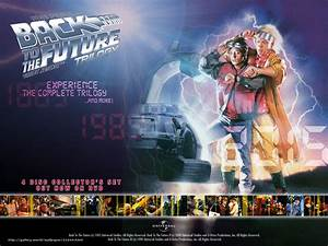 Download wallpaper Back to the Future, Back to the Future ...