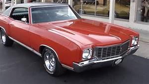 1972 Chevrolet Monte Carlo  23 900 00