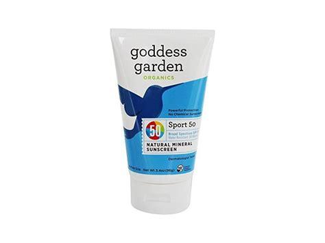 goddess garden sunscreen goddess garden sports mineral sunscreen spf 50 3