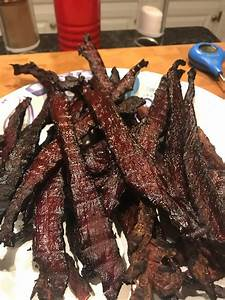 Smoked Beef Jerky - Hasty Bake Grill Recipes
