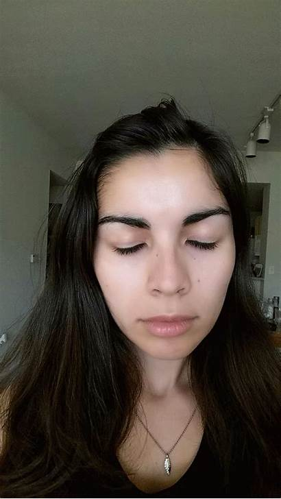 Makeup Face Without Wears Someone Always Grow