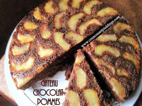 recettes de gateau au chocolat de couscous  puddings