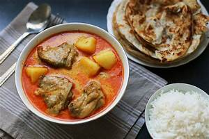 Malaysian Style Chicken Curry  Kari Ayam